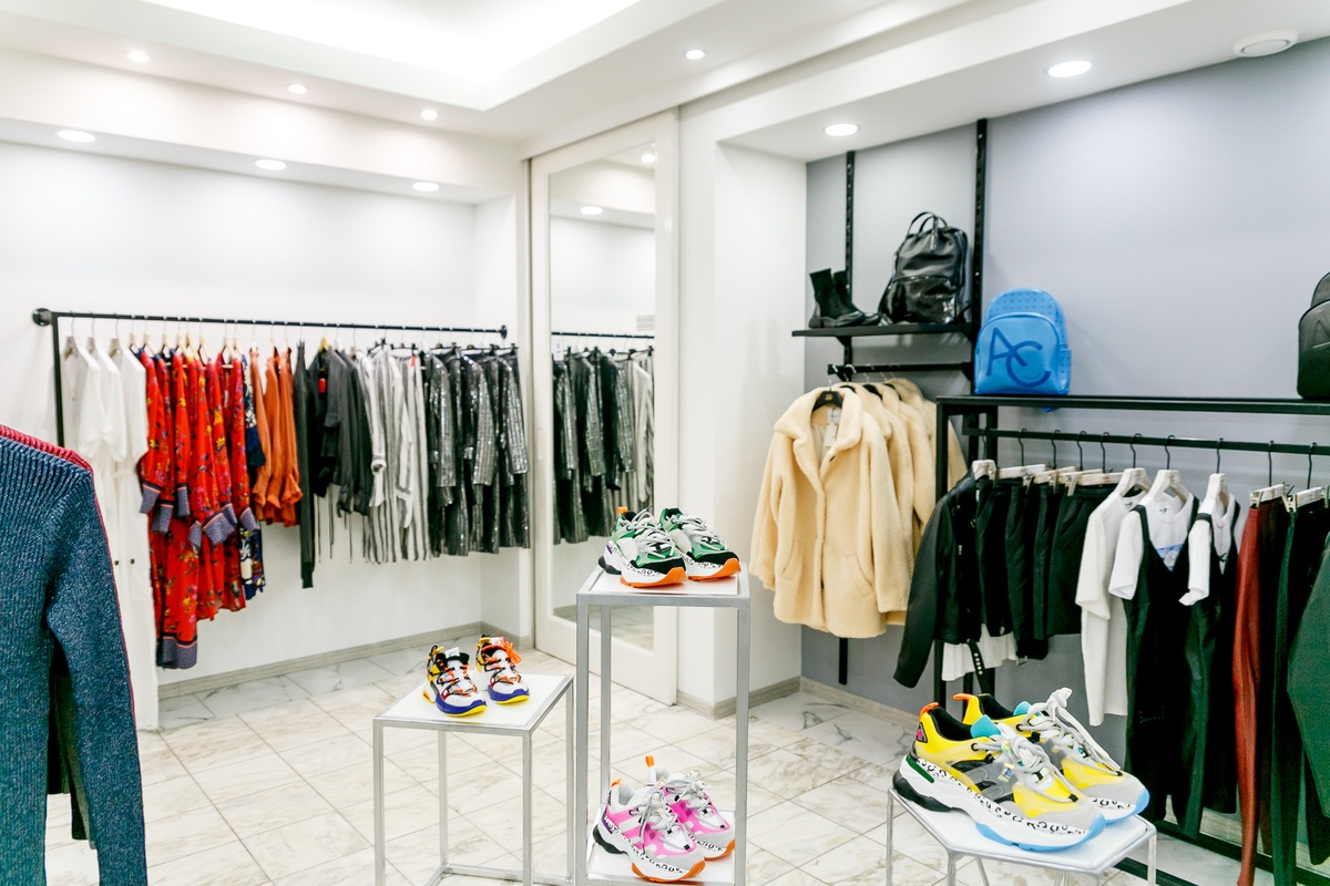 Магазин Одежды Красноярск Официальный Сайт
